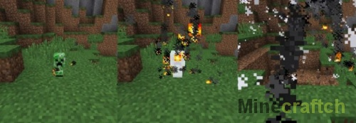 Мод Baby Mobs — маленькие мобы в Minecraft