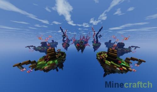 Essence — карта для Skywars на Minecraft 1.8/1.9/1.10