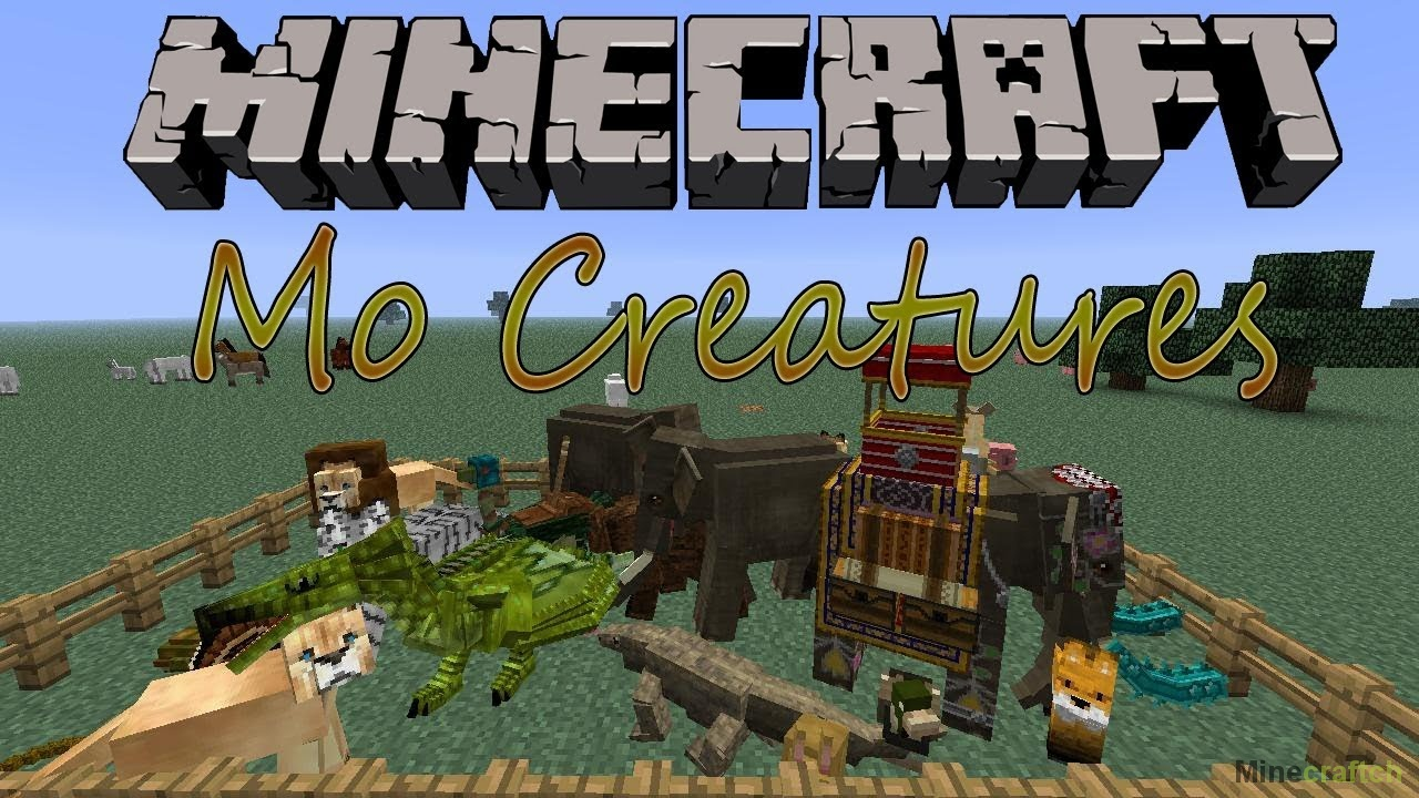 Картинки по запросу mo' creatures minecraft