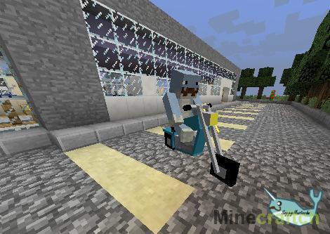 8 - скачать для Minecraft