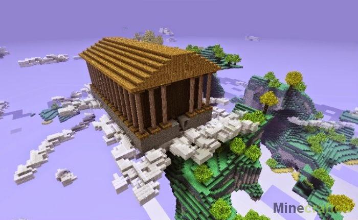 скачать мод для minecraft 1.7.10 на портал в рай