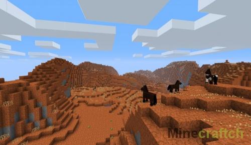 ExtrabiomesXL — мод на биомы для Minecraft 1.7.10/1.6.4