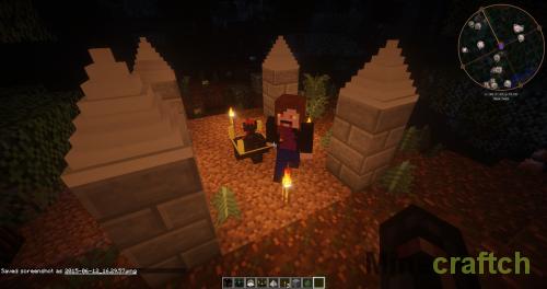 Мод Vampirism – вампиры в Minecraft 1.10.2/1.9.4/1.7.10