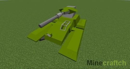 Мод Halocraft 2.0 для Майнкрафт 1.8/1.8.9/1.9/1.10.2