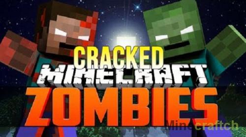 CrackedZombie — зомби-апокалипсис в Minecraft