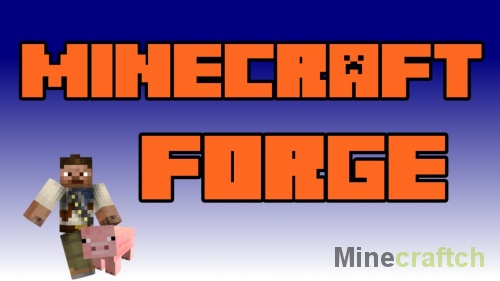 Forge на Minecraft 1.11