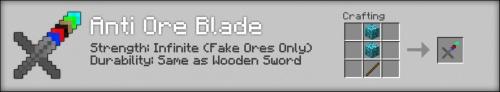 Fake Ores – мод на мобов для Майнкрафт 1.11/1.9.*/1.8.*/1.7.10