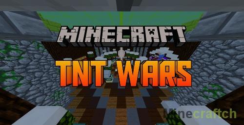 Карта TNT Wars 1.8