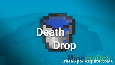Карта для мини-игры DeathDrop на Minecraft 1.11/1.11.2