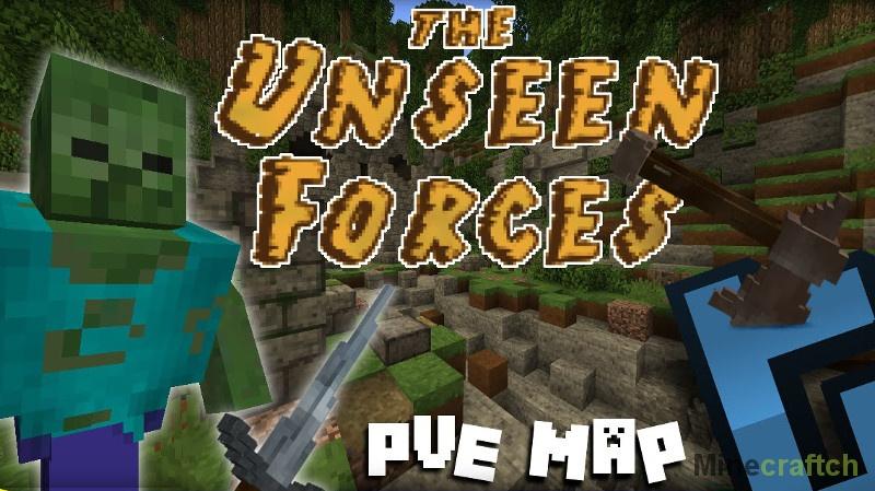 Unseen Forces скачать карту - фото 10