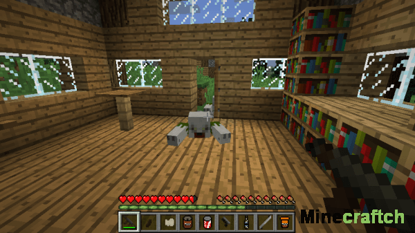 minecraft mod 1.8 9 backpack