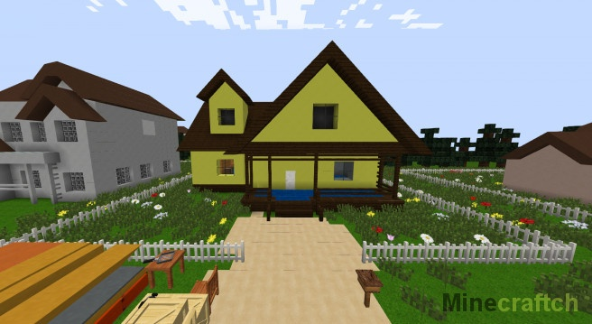 Luxurious cove house [1. 8. 1] [1. 8] [1. 7. 10] [1. 7. 2] / карты для.