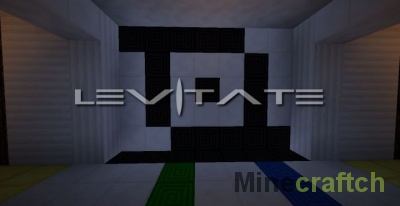 Levitate — карта с левитацией для Minecraft 1.11.2