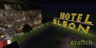 Карта Отель Элеон для Minecraft