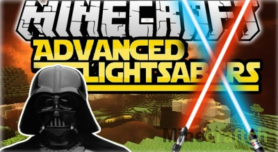 Advanced Lightsabers — световые мечи в Minecraft 1.7.10