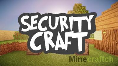 SecurityCraft — мод на камеры видеонаблюдения в Minecraft