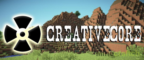 CreativeCore — мод для Minecraft 1.7.10/1.12.*/1.11.2/1.10.2..
