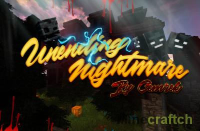 Unending Nightmare — хоррор-карта «Бесконечный Кошмар» в Minecraft 1.12