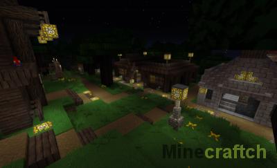 Farmcraft — приключенческая карта для Minecraft 1.12.x
