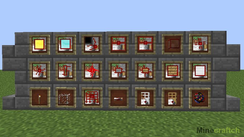 Secret Rooms 1 12 2 1 11 2 1 10 2 1 7 10 мод для Minecraft