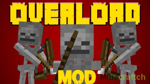 Мод Overlord для Minecraft 1.9.4/1.10.2/1.11.2/1.12.2