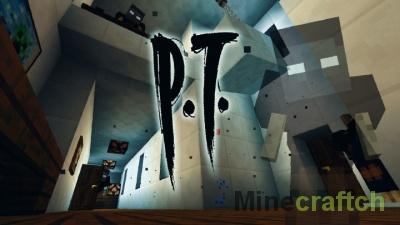 Хоррор-карта P.T. Silent Hills для Minecraft