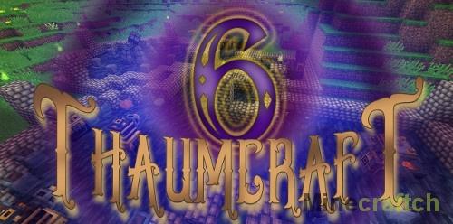 Thaumcraft 6 для Minecraft 1 12 2/1 10 2