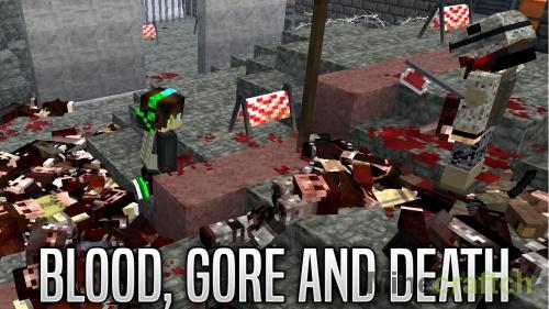 Кровь и смерть