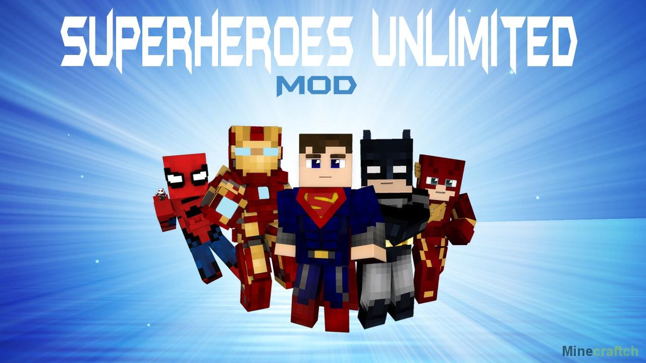 Heroes expansion мод супер герои в minecraft 1. 12. 2, 1. 12. 1, 1. 12.