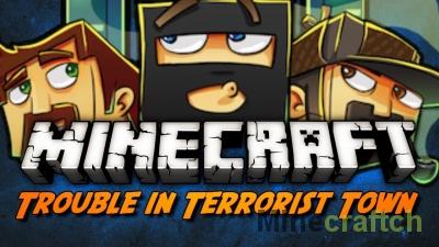 Карта Trouble in Terrorist Town для Minecraft 1.11.2/1.12.2