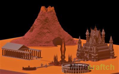 Карта Hell — Ад в Minecraft 1.12.2