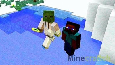 Impart — мод на перемещение души в Minecraft 1.12.2