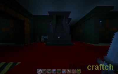 Woodland Mansion — карта «Деревянный особняк» для Minecraft 1.12.2