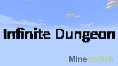 Карта Infinity Dungeon для Minecraft