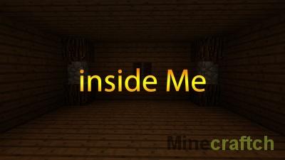 Хоррор-карта Inside Me для Minecraft 1.13