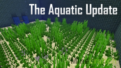Карта The Aquatic Update для Minecraft 1.13