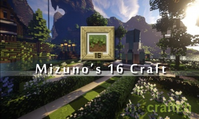 Mizuno's 16 Craft [1.13.2] [1.12.2] [1.10] [1.9] [1.8]