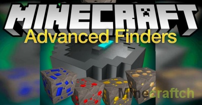 Advanced Finders [1.12.2] [1.11.2] [1.10.2] [1.7.10]