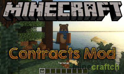 Contracts Mod [1.12.2] [1.7.10]