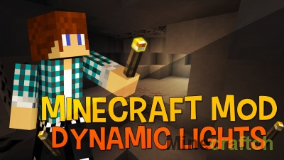 Dynamic Lights Mod [1.13.2] [1.12.2] [1.11.2] [1.10.2] [1.9.4] [1.8] [1.7.10]