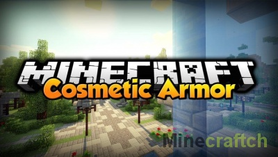 Cosmetic Armor Reworked Mod [1.13.2] [1.12.2] [1.11.2] [1.10.2] [1.9.4] [1.8.9] [1.7.10]