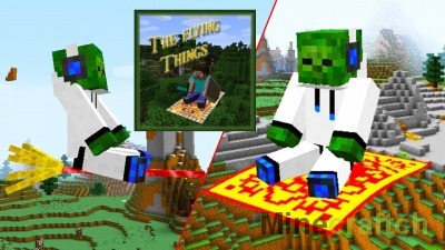 The Flying Things Mod [1.13.2] [1.12.2]