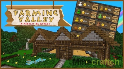 Farming Valley Modpack [1.10.2]