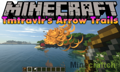 Tmtravlr's Arrow Trails Mod [1.12.2] [1.8] [1.7.10]