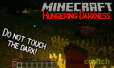 Hungering Darkness Mod [1.12.2]