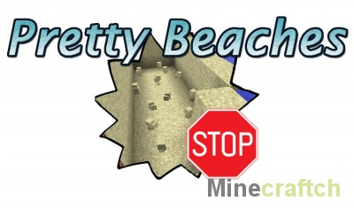 Pretty Beaches Mod [1.14.2] [1.13.2] [1.12.2]