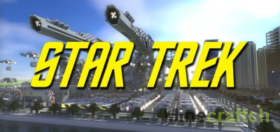 Текстуры A Touch of Trek [1.14.2] [1.13.2] [1.12.2] [1.11.2]