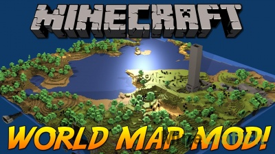 Xaero's World Map Mod [1.14.3] [1.13.2] [1.12.2] [1.11.2]