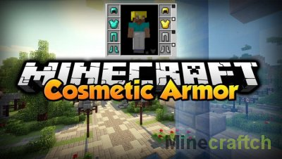 Cosmetic Armor Reworked Mod [1.14.4]