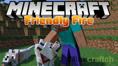 Friendly Fire Mod [1.14.4] [1.12.2] [1.11.2] [1.10.2] [1.9.4] [1.8.9] [1.7.10]